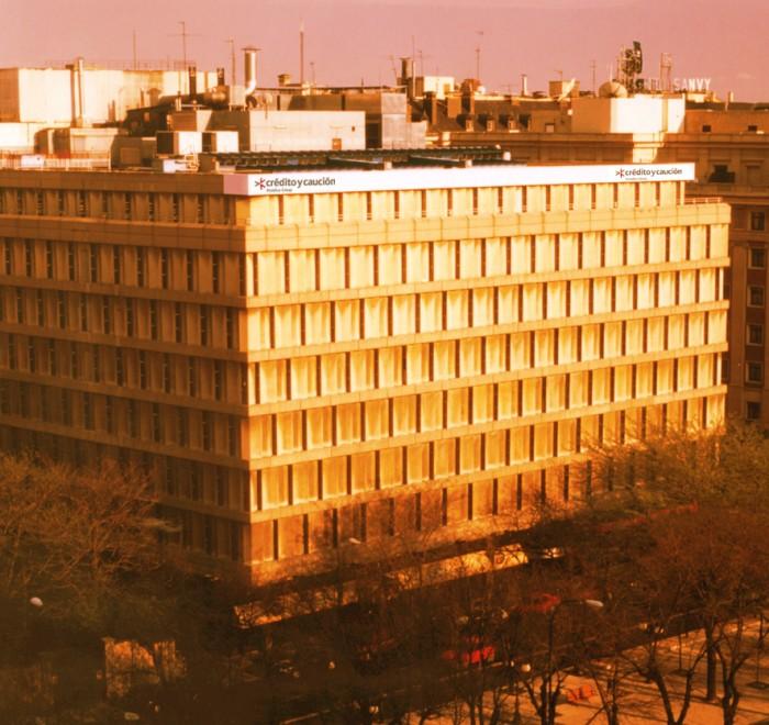 Oficinas Centrales Crédito y Caución