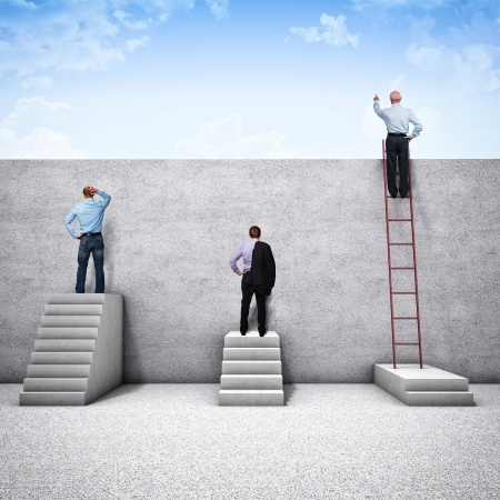 La visión general de los empresarios