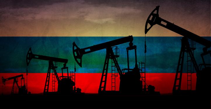petróleo ruso