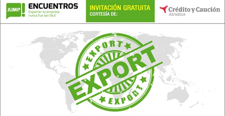 Exporta tu empresa, en Bilbao – Encuentros JUMP!
