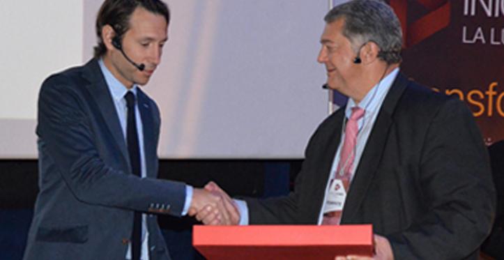 El Ganso recibe el Global Award Iniciativa Pymes 2015