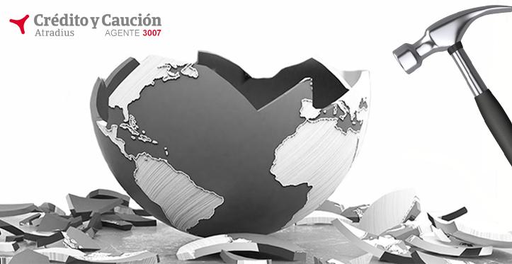 impagos riesgos globales